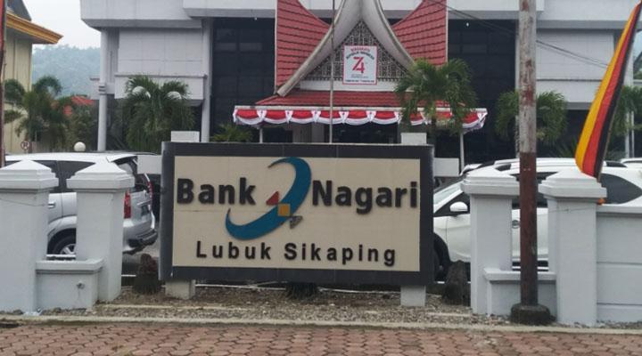 Bank Nagari Lubuk Sikaping Realisasikan Rp 9,3 Miliar Dana KCU Citra