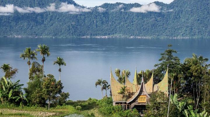 Danau Maninjau, Sebuah Kaldera dari Letusan Besar Gunung Api