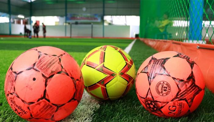 Wako Mahyeldi Buka Turnamen Futsal Kanvas Sumbar Cup 2020